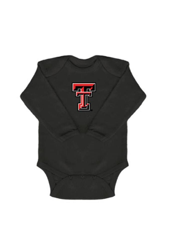 Texas Tech Red Raiders Creeper - Infant Black Logo Long Sleeve Creeper http://www.rallyhouse.com/shop/texas-tech-red-raiders-texas-tech-red-raiders-creeper-infant-black-logo-long-sleeve-creeper-10199933 $19.99