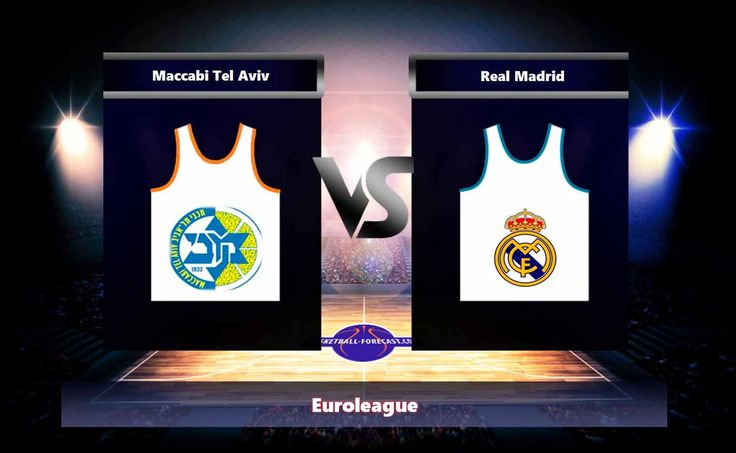 Maccabi Tel Aviv-Real Madrid Nov 9 2017 Euroleague Who today will be the winner in this confrontation Maccabi Tel Aviv-Real Madrid Nov 9 2017 ? In the past 10 matches Real Madrid has won 9 games while In the last 10 performances Maccabi Tel Aviv scored 2 defeats.   #Alex_Tyus #Anthony_Randolph #basketball #bet #Deshaun_Thomas #Dino_Radoncic #Euroleague #Facundo_Campazzo #Felipe_Reyes #forecast #Gustavo_Ayon #Jeffery_Taylor #John_DiBartolomeo #Jonah_Bolden #Luka_Doncic #Ma