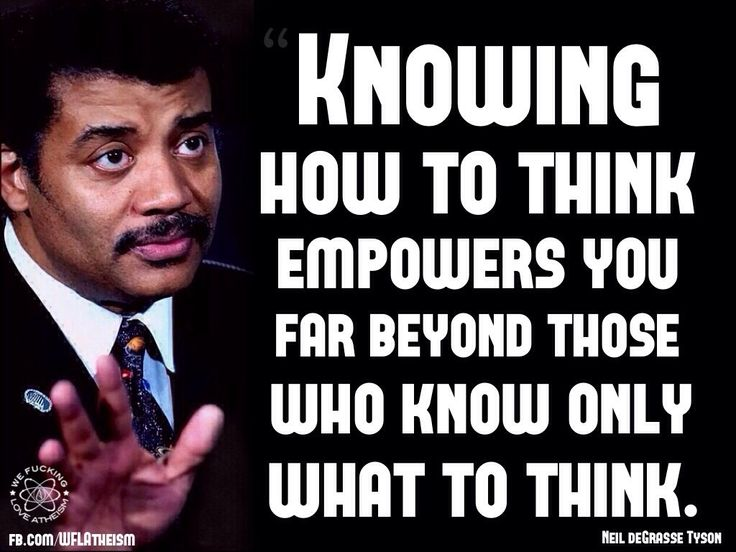 Neil deGrasse Tyson and the value of philosophy                                                                                                                                                                                 More