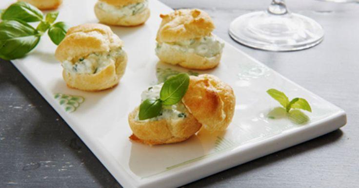 Frisk lille tapasanretning, som kan bruges både til forret, tapas eller buffetten.
