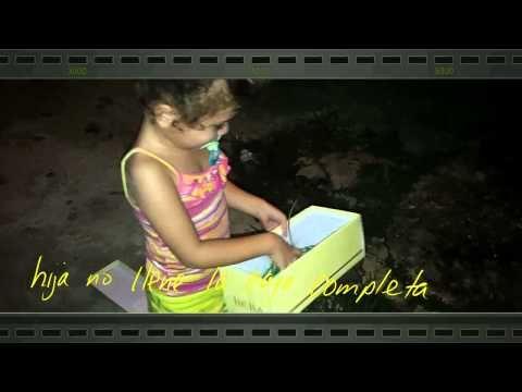 Video:  Tradición de Puerto Rico para los niños.  Los Reyes Magos Christmas tradition in Puerto Rico / Navidad
