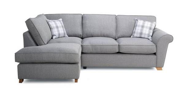 Arran Right Hand Facing Formal Back Corner Sofa | DFS