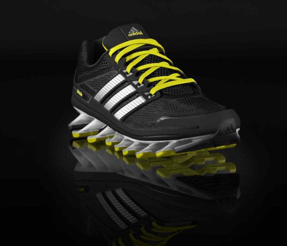 adidas Springblade – this is a men's color, but I DEFINITELY want this one