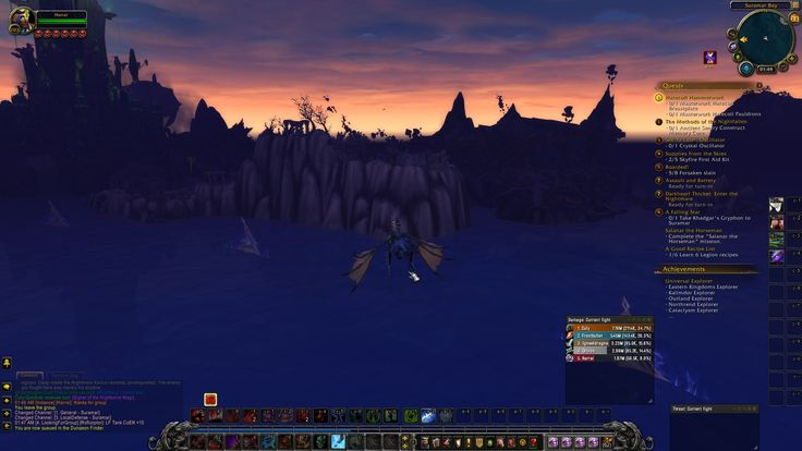 When a flight path goes rogue #worldofwarcraft #blizzard #Hearthstone #wow #Warcraft #BlizzardCS #gaming
