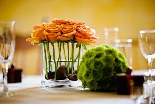 """Read: """"Simple Rose Arrangement - #diy  #flowers #diy flowers"""