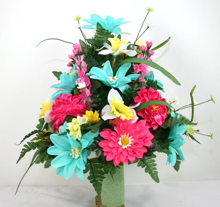 New grave flowers for mothers day ps23 advancedmassagebysara perfect 417 best grave flower arrangements images on pinterest flower kg23 mightylinksfo