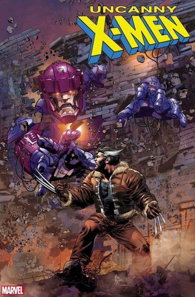 Uncanny X-Men #1 1:50 Cheung Variant