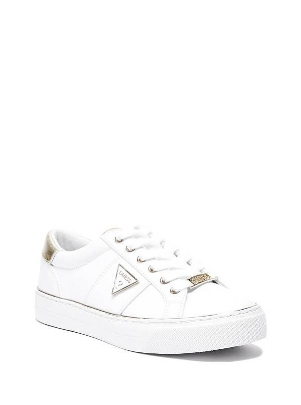 06eb86550d2 White Guess sneakers