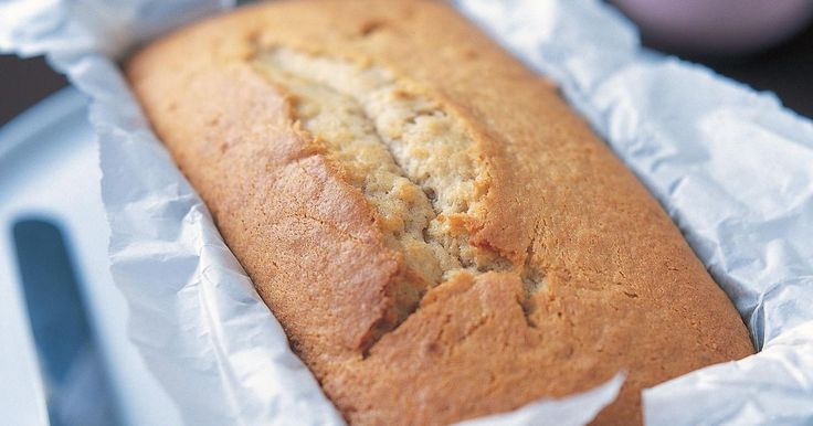 A warming banana loaf recipe, made using the ripest bananas. This deliciously moist loaf cake, best served in thick slices, is one of Mary Berry's most popular recipes.