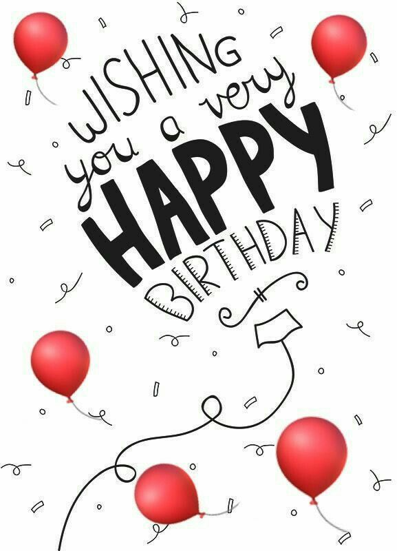 Wishing you a very Happy Birthday | Happy New Year Greetings ...