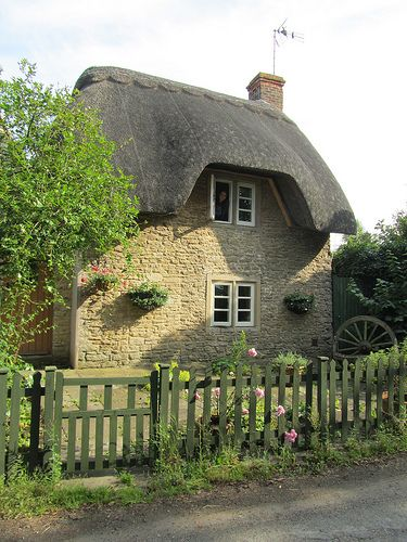 Cottage in The Village of Lacock, Wiltshire