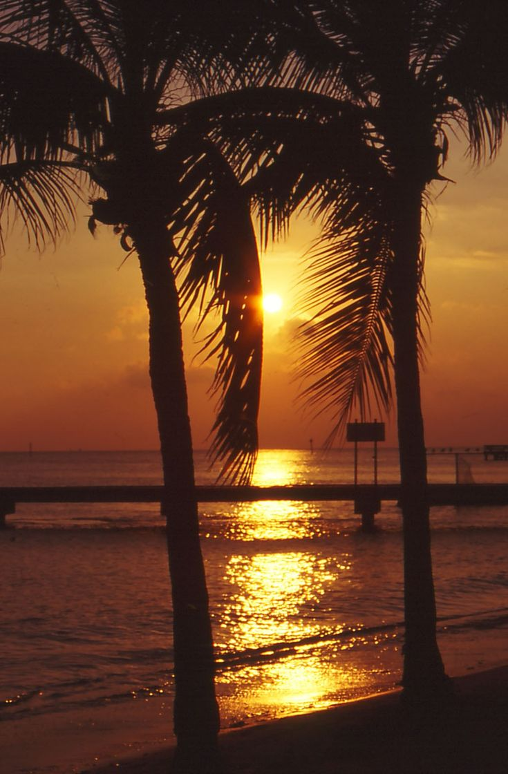 Key West sunset.