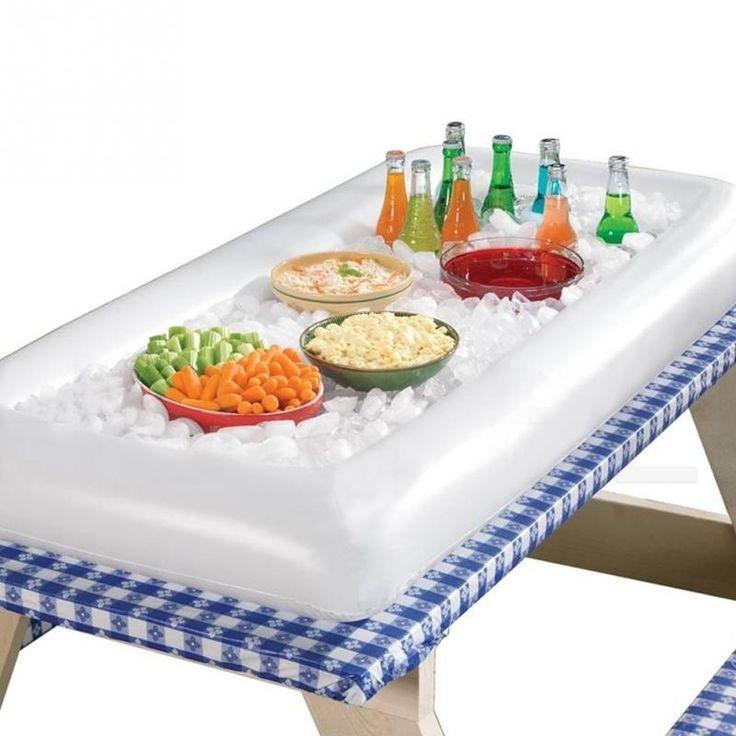 Die besten 25+ Picknick tisch kühler Ideen auf Pinterest - aufblasbare mobel natur