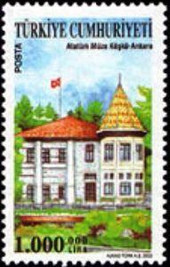 Museum Villa in Ankara 2003
