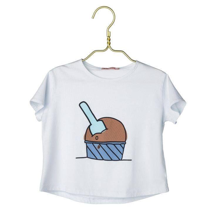 Ya se acerca la hora del postre. #BambiniAllaModa #AltaModaInfantil #ModaInfantil www.gigiotopo.com