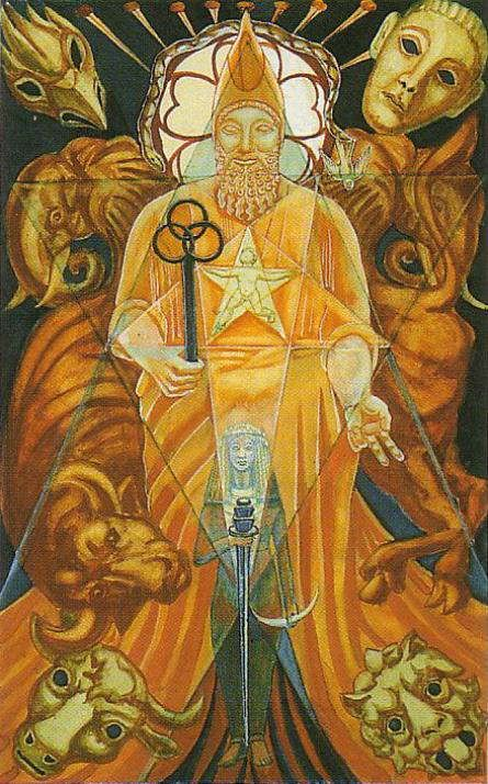 Thoth Fortune Tarot Card Tutorial: 1000+ Ideas About The Hierophant On Pinterest