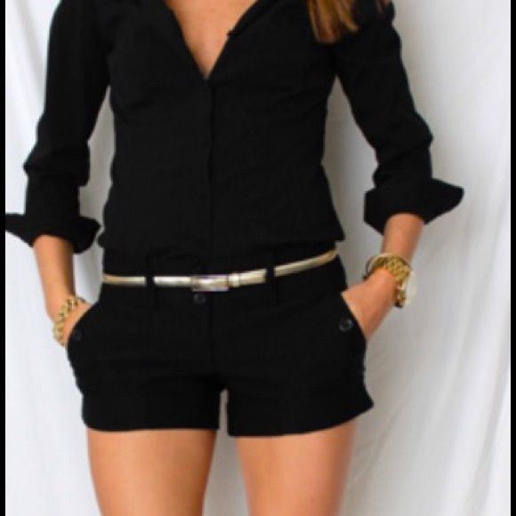 Best 25  Black shorts ideas on Pinterest | Black shorts outfit ...
