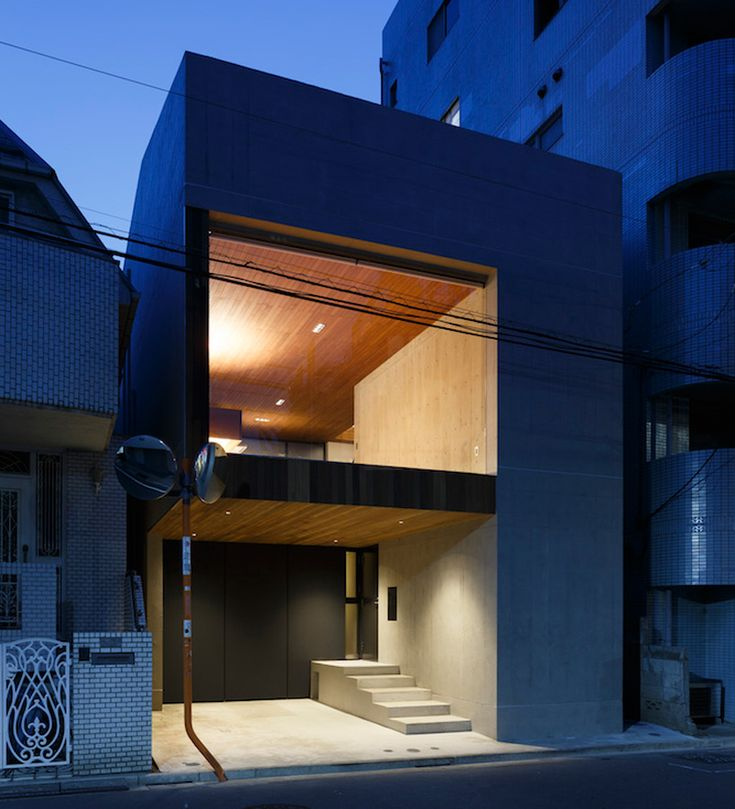 House in Tokyo x Apollo Architects & Associates