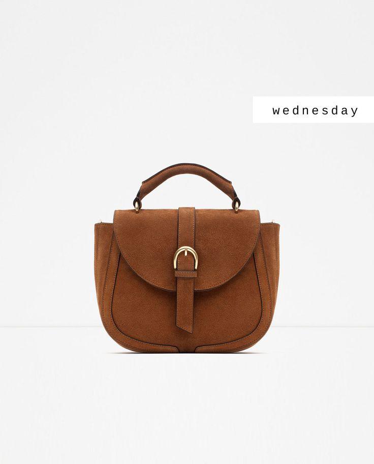 #zaradaily #wednesday #woman #bags #aw15