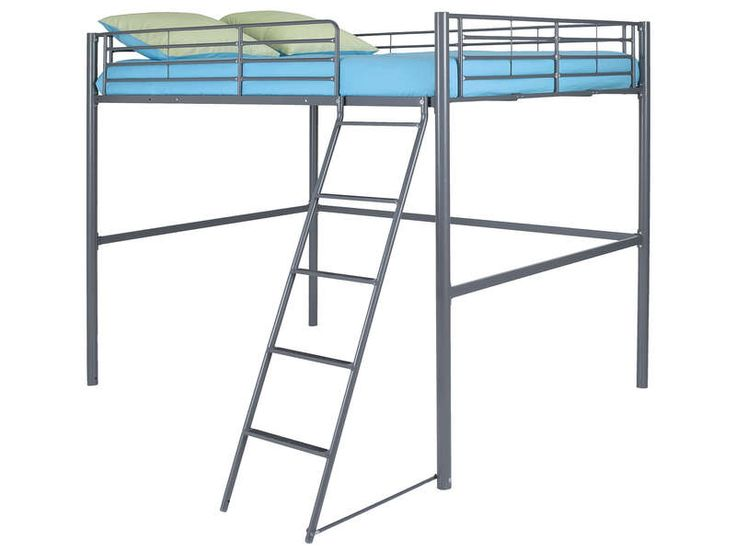 les 25 meilleures id es de la cat gorie lit mezzanine 140 sur pinterest lofts lit mezzanine. Black Bedroom Furniture Sets. Home Design Ideas