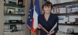 Rencontre avec Madame le Ministre Michèle Delaunay le 31 mars 2014 à l'ESG Management School