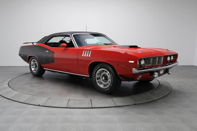 1971 Plymouth CUDA Memi V8, $2,000,000.00 DESCRIPTION The all-original time capsule 'Cuda you see here was custom-ordered by one of North Carolina's most fearless backwoods daredevils, and spent most of its life sitting in his world-class car and motorcycle collection. Not only is the car packed full of rare and unique options, it's also equipped with a top-of-the-line, high performance drivetrain, still covered in original paint and still cradling a 2,010 mile.