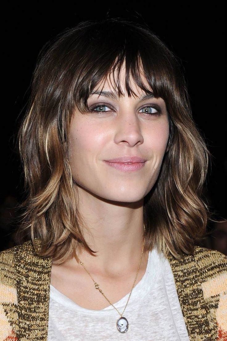 40 spectacular blunt bob hairstyles the right hairstyles - 176 Best Choppy Shaggy Layered Haircuts For Short Medium Long Hair Images On Pinterest Hairstyles Medium Long Hair And Bardot Hair