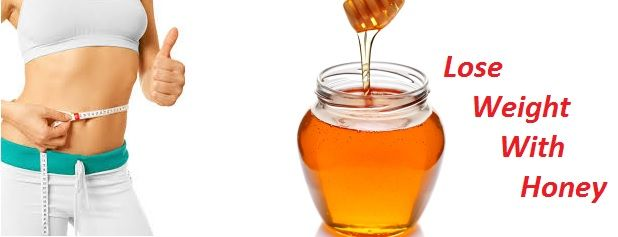 what are the weight loss benefits of honey.