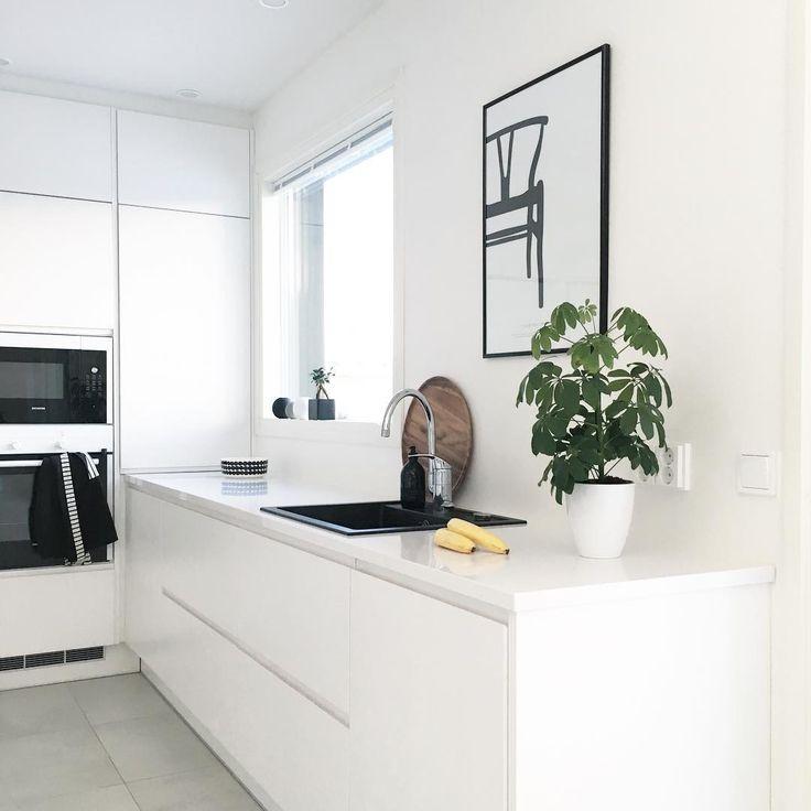 🍌 #kitchen #keittiö #puustelli #myhome #sisustus #interior #interiordesign #interiorstyling