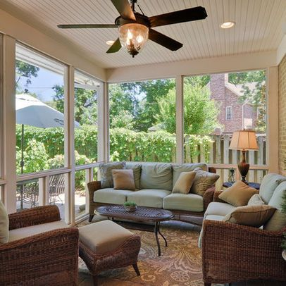 Screen Porch Design, Pictures, Remodel, Decor and Ideas - page 3