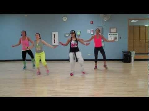 """Danza Kuduro"" by Don Omar. Dance Fitness - Zumba"