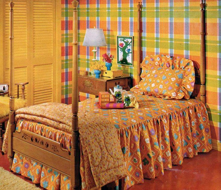 1960s Bedroom Furniture 129 best 1960s bedroom images on pinterest