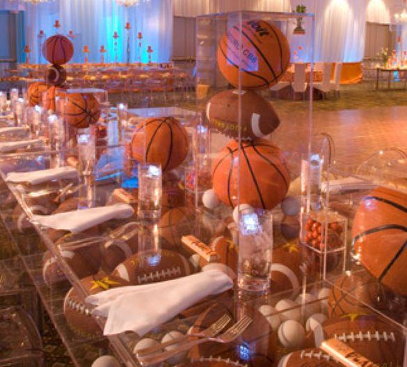 44 best Sports Theme images on Pinterest  Bat mitzvah