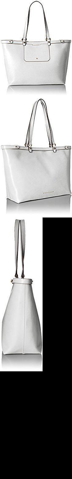 Etienne Aigner Bags. Etienne Aigner Eleanor Tote Handbag, White 100.  #etienne #aigner #bags #etienneaigner #aignerbags