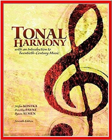 Tonal Harmony (7th Edition) With an Introduction to Twentieth-Century Music -PDF - http://dticorp.ecrater.com/p/26986286/tonal-harmony-7th-edition-with-an-introduction-to