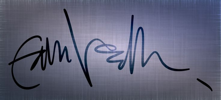 Pearl Jam - Eddie Vedder (autograph) http://master28.ru/zagruzki/faksimile-znamenityh-lyudej-continue