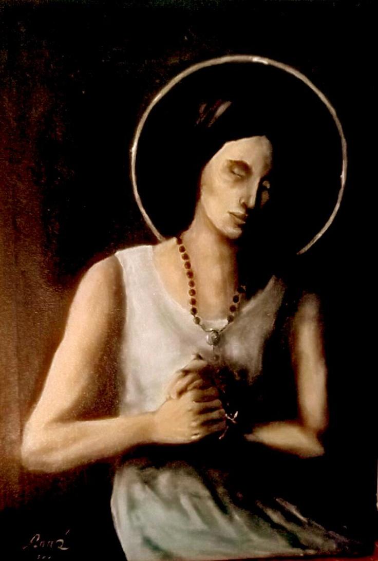 El santo travesti