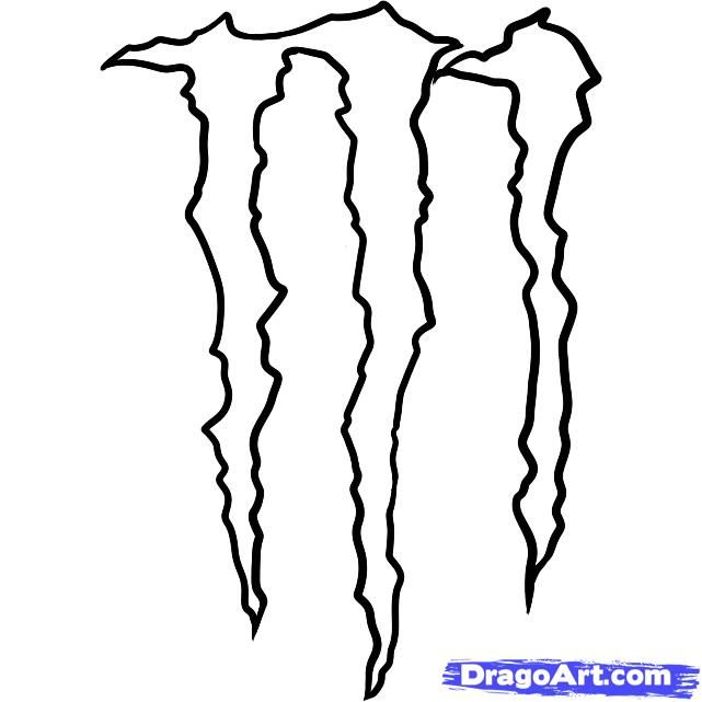 monster energy logo - Google Search