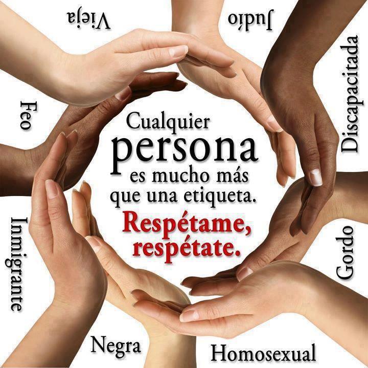 Respétame, respétate #acoso Defiéndete https://sobreviviendoapsicopatasynarcisistas.wordpress.com/