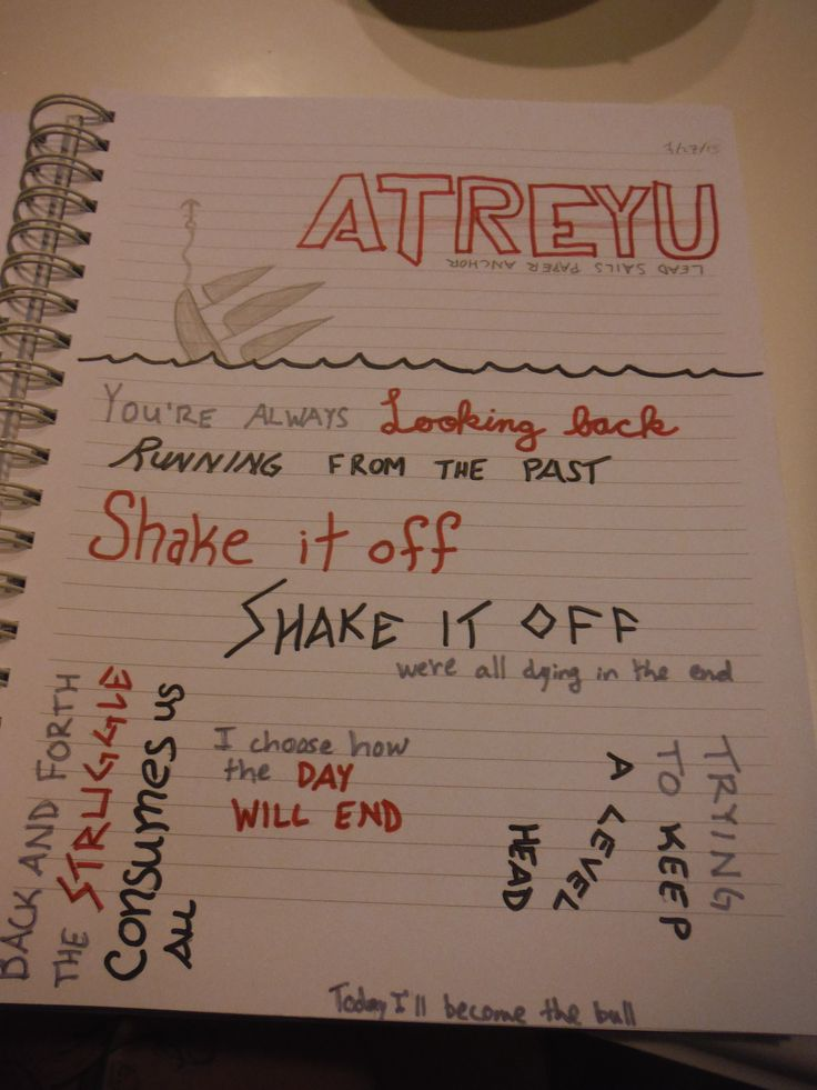 Lyric adelitas way good enough lyrics : 58 best Atreyu/ Alex Varkatzas images on Pinterest | Atreyu band ...
