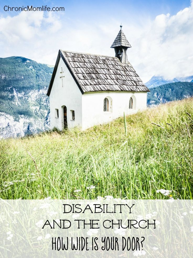 Are the doors of your church welcoming to the disability community?