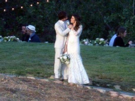 Awww! Ian Somerhalder y Nikki Reed ¡tuvieron una boda de ensueño!
