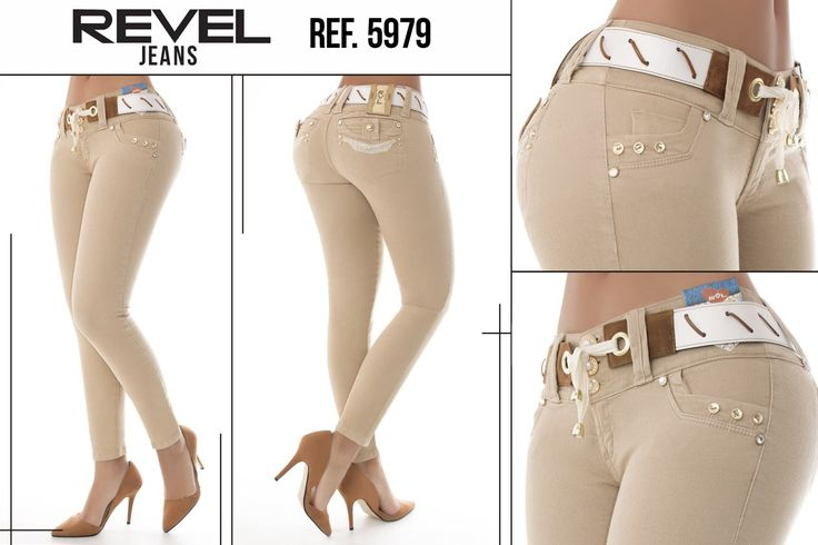 Pantalón colombiano Revel +Modelos en: http://www.ropadesdecolombia.com/index.php?route=product/category&path=112 #pantalón #pantalones #pantalonescolombianos #moda #jeans #pantalon