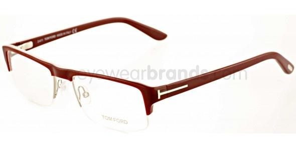 Tom Ford TF 5241 069 Burgundy Tom Ford Glasses