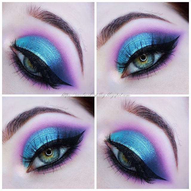 Ariel Make Up ~ Make Up & Beauty with a Princess Touch: ♕ The Mermaid Series ~ Free as a Mermaid! ♕{Feat. Nabla Cosmetics ~ Freedomination Collection}