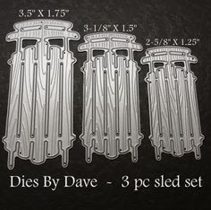 dies by dave stampin up - Google Search
