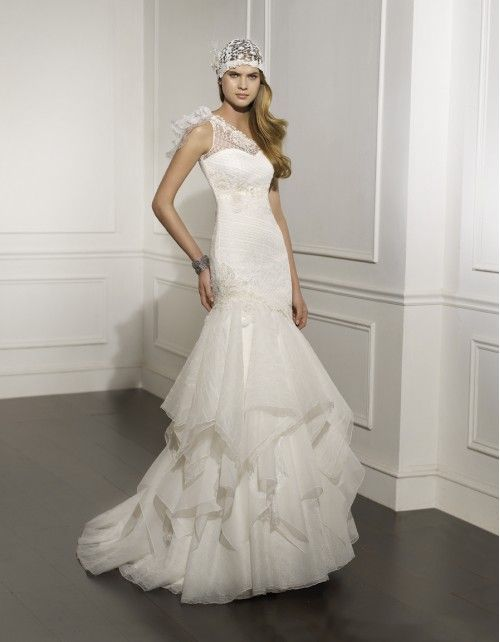 Romeo Dress An Original Asymmetrical With Embroidered Bodice Different Patterns