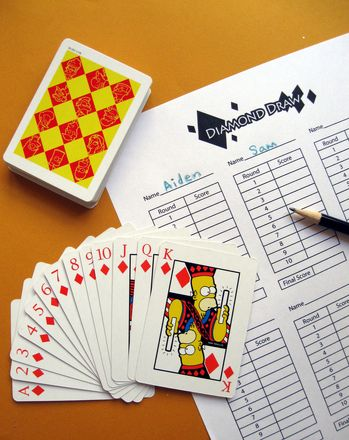 This fun math card game is a great opportunity to discuss probability with your third grader.