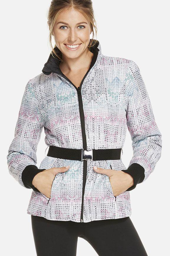 Medusa Reversible Jacket Chaqueta de esquí, chaqueta ski reversible