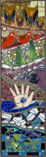 fun stuff: Community Mosaics, Color Gardens, Mosaics Art, Firma Mak, Terrafirma, Firma Mosaics, Art Gypsy, Design, Create Mosaics